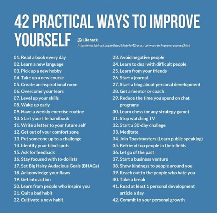 self help guide